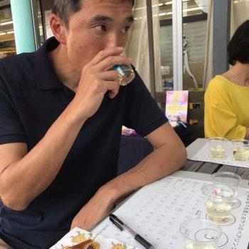 まり木綿・山盛酒造 コラボWS