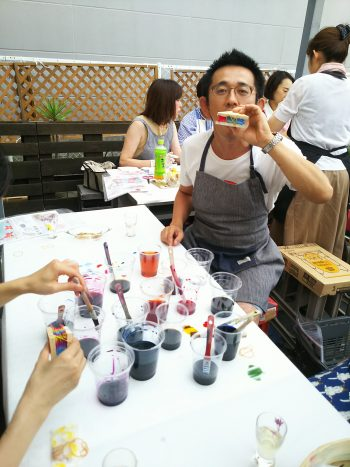山盛酒造 まり木綿 イベント