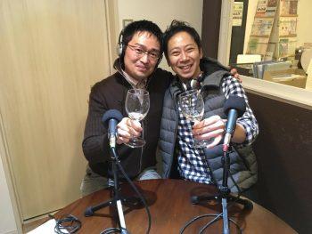 自然派ワイン ハウディ ラジオ「路地裏の宝探し」