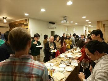 自然派ワイン パーティー 名古屋